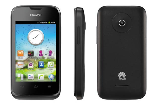 Huawei low cost smart phone