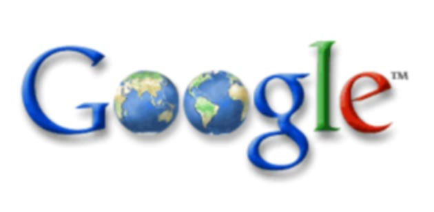 google 2001 earth day doodle