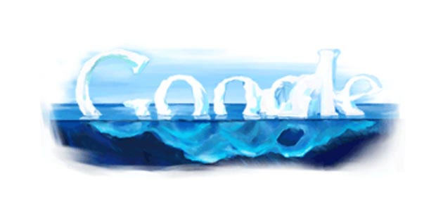 google 2007 earth day doodle