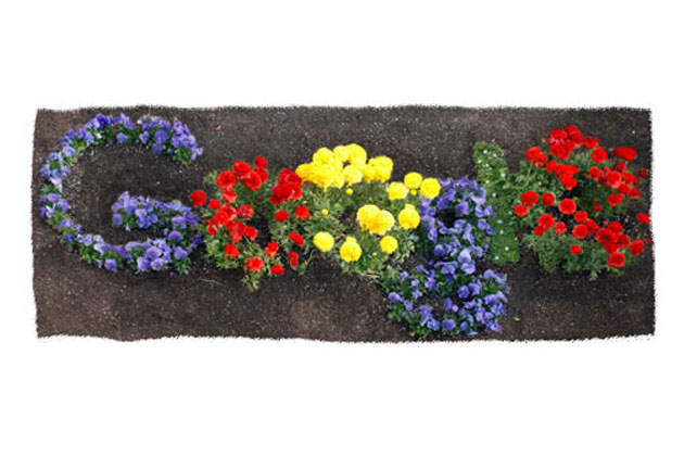 google 2012 earth day doodle