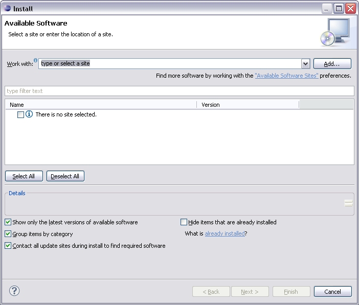 SVN installation on eclipse