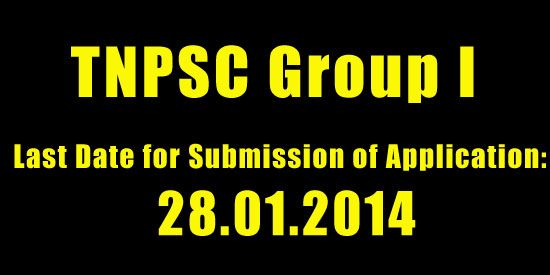 TNPSC Group I exam call for
