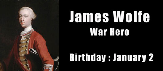 james wolfe profile