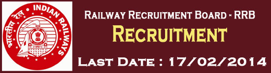 railway recruitment board rrb recruitment 2014