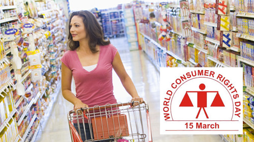 World Consumer Day – March 15