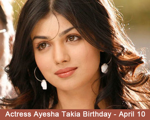 Has Ayesha takia actress pity, that