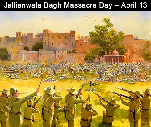 Jallianwala Bagh Massacre Day