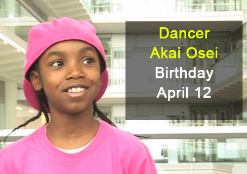 dancer akai osei