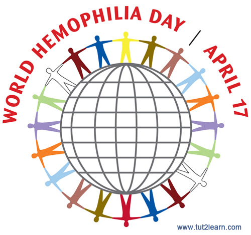 World Hemophilia Day - April 17