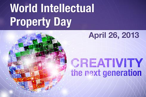 World Intellectual Property Day - April 26