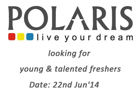 IT job for freshers