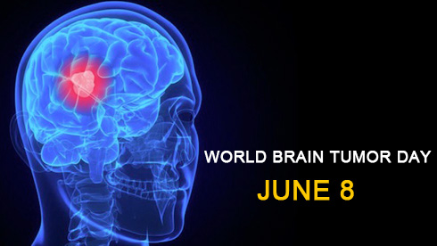 World Brain Tumor Day - June 8