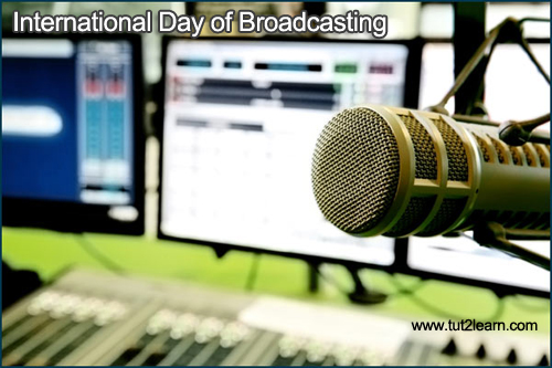 International Day of Broadcasting