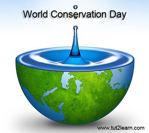 essay world nature conservation day
