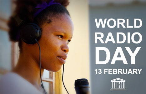 World Radio Day celebrated on feb 13