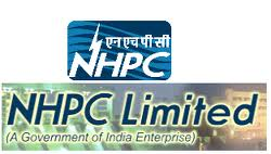NHPC government job