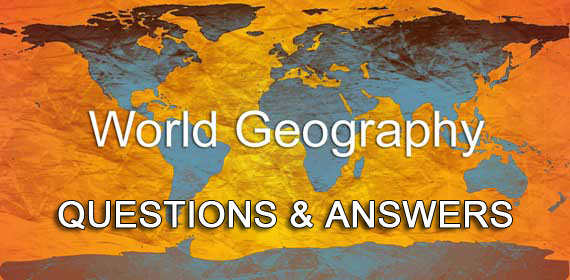 world geography questions and answers