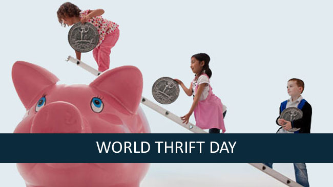 World Thrift Day