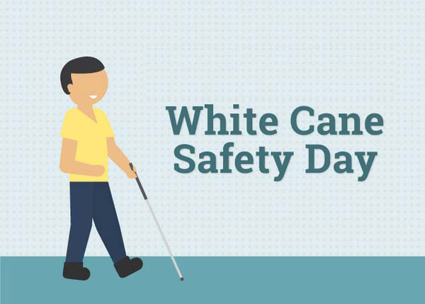 World White Cane Day