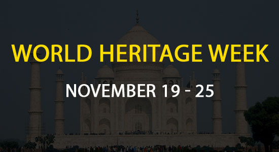 World Heritage Week
