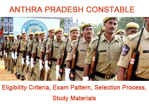 andhra pradesh constable vacancy full details