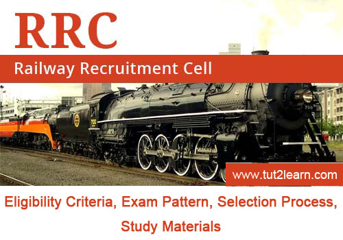RRC Exam Full Details