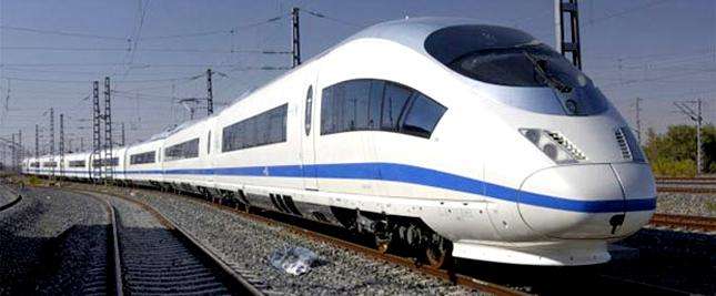 World's 2nd largest HSR in Chennai by China