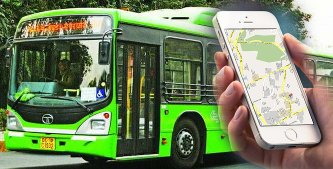 Delhi to launch its first-app-based bus service