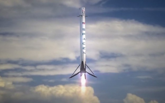 SpaceX ticks 2018 for its Mars Journey