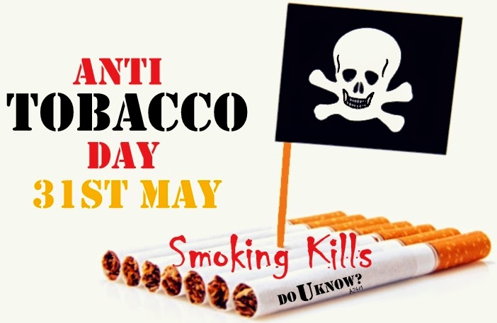 Anti-tobacco Day