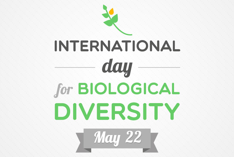 International Day for Biological Diversity - 22 May  IMAGES, GIF, ANIMATED GIF, WALLPAPER, STICKER FOR WHATSAPP & FACEBOOK