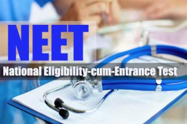 J&K government moves SC seeking exemption from NEET