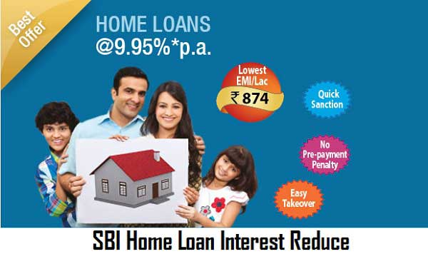 SBI cuts home loan rates by 5 bps