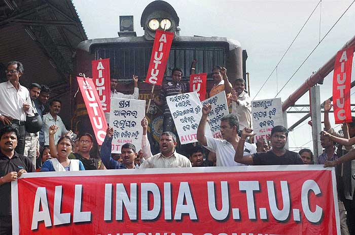Trade unions oppose minimum wage hike