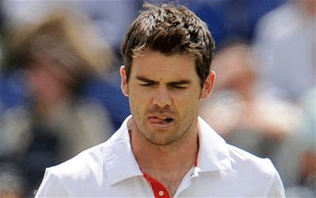 cricketer james anderson