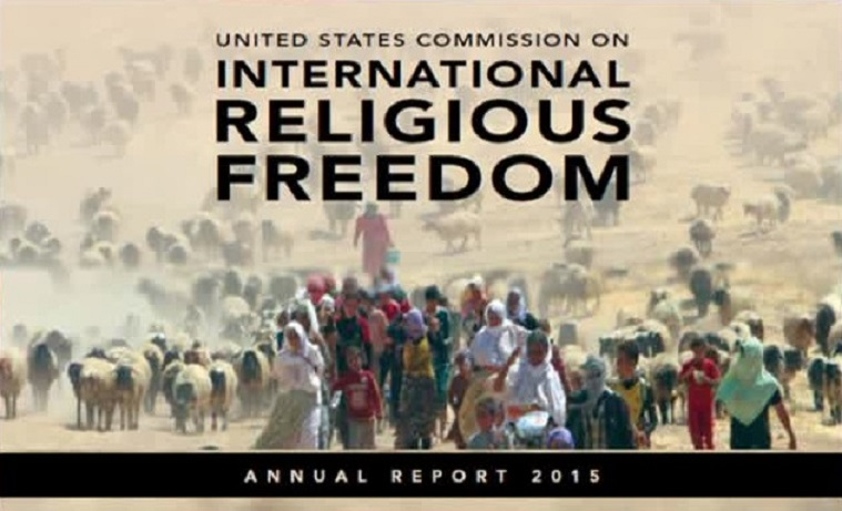 intolerance increased in india by uscirf