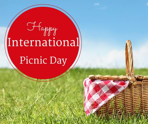 International Picnic Day 18th June