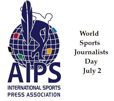 world sports journalists day july 2