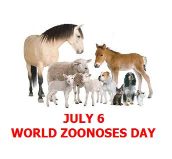 World Zoonosis Day - July  06  IMAGES, GIF, ANIMATED GIF, WALLPAPER, STICKER FOR WHATSAPP & FACEBOOK