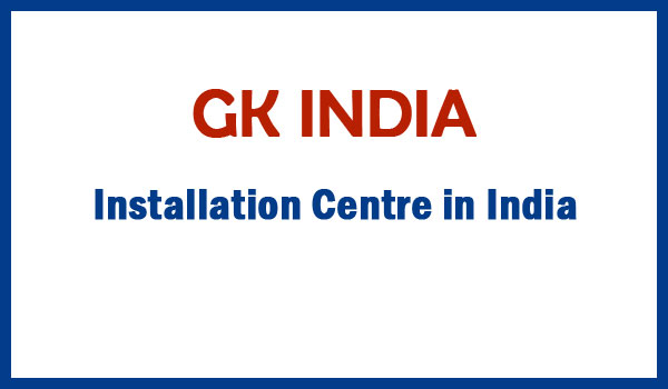 Installation Centre in India