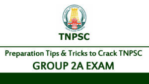 Crack TNPSC Group 2A Exam